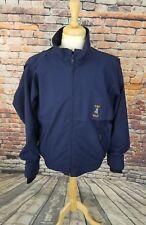 Zero Golf Restriction Outerwear GORTEX CSU BUCKANEERS Zip Windbreaker Jacket L