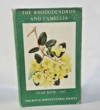 1962 Rhododendron and Camellia Year Book Royal Horticultural Society Pics Flower