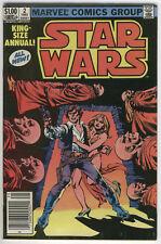 Star Wars Annual #2 Shadeshine Original Series News Stand Variant Vgfn