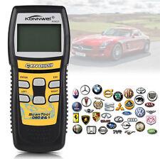 KW825 Konnwei OBD2 OBDII Diagnostic Car Fault Scanner Tool Vehicle Code Reader