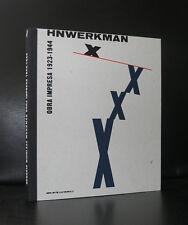 H.N. Werkman # OBRA IMPRESA 1923-1944# nm+, 1998