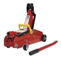 Sealey Tools HEAVY DUTY Trolley Jack 2 Tonne Short Chassis