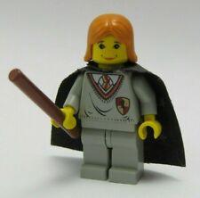 LEGO Harry Potter Ginny Weasley Gryffindor Shield hp030 Minifigure