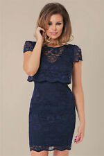 Unbranded Lace Special Occasion Floral Dresses for Women