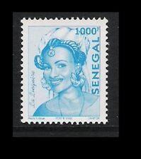 SENEGAL (2002) - 1V **MNH - LA LINGUERE - HAIRSTYLE / COIFFURE