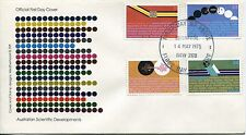 1975 Australian Scientific Developments FDC - Liverpool NSW 2170 PMK