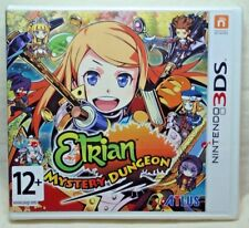 Etrian Mystery Dungeon (Nintendo 3DS) NEW SEALED PAL