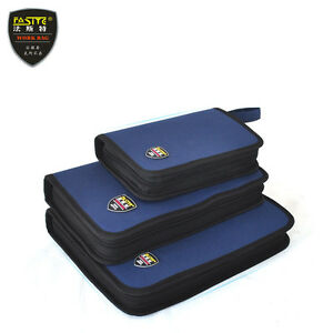Multi-Purpose Tool bag case Organizer Tool Storage Bag Zip Pouch Case Box S/M/L