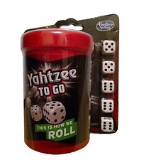 Yahtzee To Go Travel Game By Hasbro Gaming