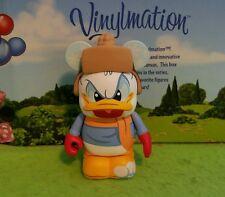 "DISNEY Vinylmation 3"" Park Set  Holiday Eachez Donald Duck Non Variant Christmas"