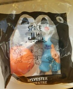 2021 Space Jam  Legacy McDonald's Happy Meal Toys Sylvester #9