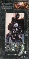 Kiss Alive Music Card Box 36ct by Neca 2001