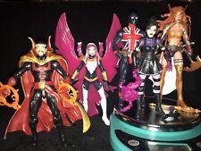 Marvel Legends SONGBIRD Doctor Strange ANGELA Nico Minoru UNION JACK Figure Lot