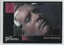 2002 Cards Inc The Prisoner Autograph Series #12 Dream Monitoring Card 0f8