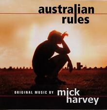 Mick Harvey-Australian Rules-Movie Soundtrack-CD Tex Perkins-Bad Seeds-NEW