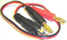 RC Glow STARTER Démarrer câble de recharge connecteurs banane