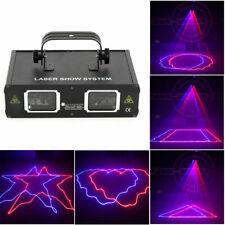 700mW  DJ Party Stadiums Disco RGB Laser Licht Show DMX512 Bühnenbeleuchtung DE