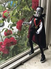 Monster High Doll Dracula. Great Halloween Gift Or Decoration!$10.00 Off