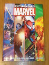 Ultimate Marvel Volume 1 Omnibus by Bendis Millar (Hardback)< 9780785197508