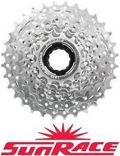 Sunrace 8-fach schraub-zk-mfe608 cu-13-32 Z E-Bike Chrome