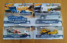 Hot Wheels 2020 Team Transport Set Of 4 **VW**FORD MUSTANG**MERCEDES**FORD GT**