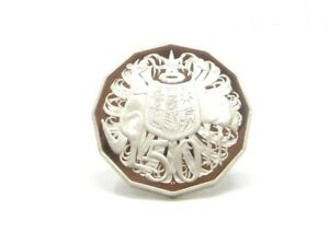 1989 Proof Australian 50 Cents Coin Elizabeth II