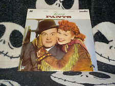 Fancy Pants Laserdisc LD Bob Hope Lucille Ball Free Ship $30 Orders