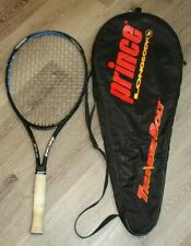 Prince 03 Ozone Four Blue Tennis Racquet 9.5 Oz 270g 16x19 Pre Owned W/ Case