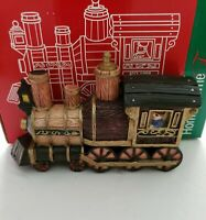 Home Towne Express - 1998 Edition Train Engine JC Penny Christmas Village - New