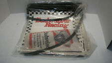 Vintage Budweiser Racing 25ft. Banner String of Flags Nib Unused