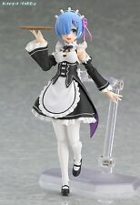 Max Factory figma - Re:Zero - Starting Life in Another World: Rem