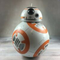 Star Wars BB-8 Spin Master Hero Droid Interactive-As Is