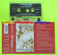 MC CAFE' LATINO EXTRA CALIENTE 1996 CAF 024 MC cd lp dvd vhs