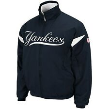 MLB Majestic Authentic New York Yankees Therma Base Jacket New Mens 4XL