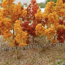 """MP SCENERY 50 Fall Branches 1-1/2"""" to 3"""" Architectural Plants Trees Railroad"""