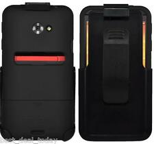 OEM Seidio Surface Combo Case W/ Holster Clip For HTC EVO 4G LTE Sprin