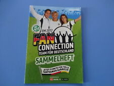 EM 2012 - Fan Connection Sammelheft