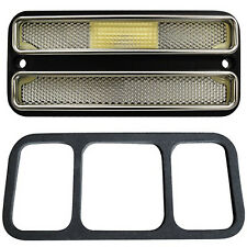 Replacement Side Marker Light Lens for Chevrolet, GMC (Front) GMK414314069C