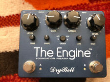 More details for drybell the engine overdrive/boost effects pedal