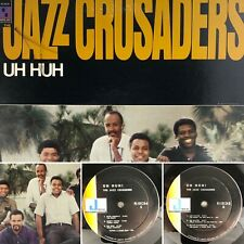 Jazz Crusaders Uh Huh LP ST-20124 Vinyl (VG+) Tested