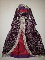 Barbie fantasy winter gown