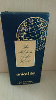UNICEF Myrurgia 200 ml EAU de COLOGNE the children of the world
