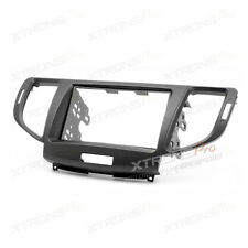 Xtrons Double Din Radio CD Stereo Facia Fascia Trim for HONDA Accord 2007-2012