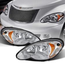 06-10 Chrysler PT Cruiser Faro Delantero Lámpara de Señal Repuesto Montaje Par