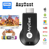 2019 WiFi HDMI Anycast Miracast Airplay TV Wireless Display DLNA Dongle Adapter