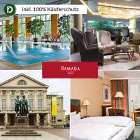4 Tage Urlaub in Weimar im Ramada by Wyndham Weimar mit Halbpension
