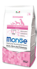 MONGE CROCCHETTE CANE ALL BREEDDS 12 KG
