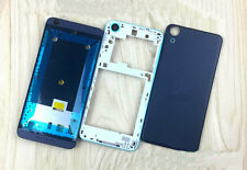 For HTC Desire 626 Replacement Full Housing Case Front Frame Back Cover