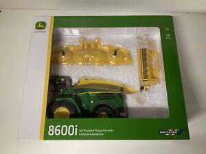 Britains 1/32 John Deere 8600i Forage Harvester New & Sealed Read Description...