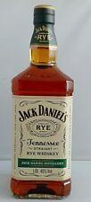 Jack Daniels  TENNESSEE RYE 1,0 L 45% Vol.